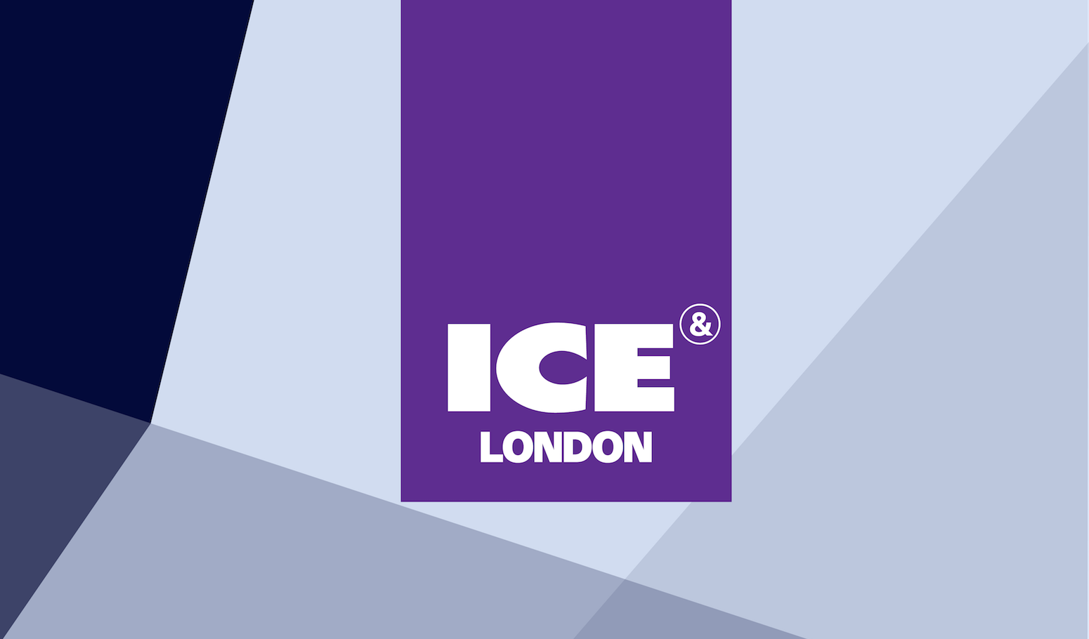 Excited to be attending ICE London, 4-6 February 2020